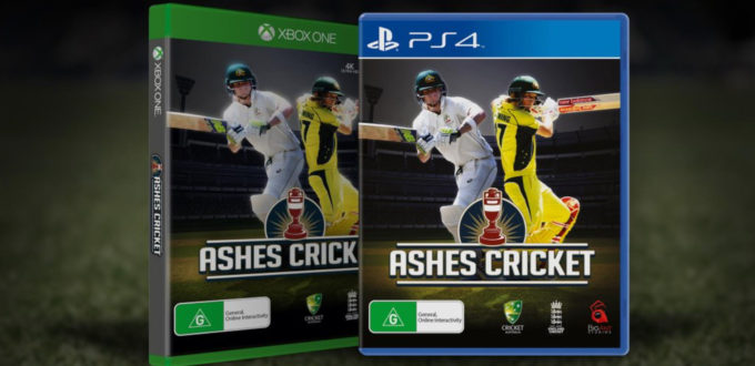 Ashes Cricket - Review