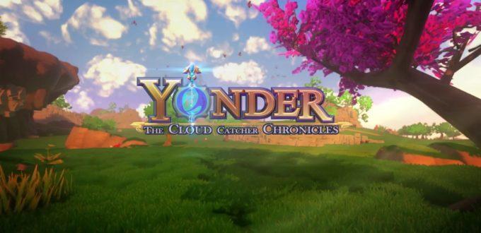 Yonder Wanders Onto Nintendo Switch
