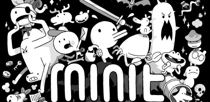 Blockbuster Gaming - Minit