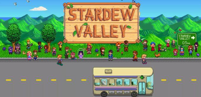 Stardew Valley Multiplayer is here